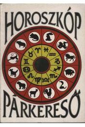 Párkereső horoszkóp - Váczy András - Régikönyvek