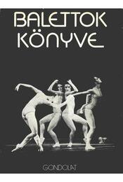 Balettok könyve - Vályi Rózsi - Régikönyvek