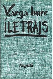 Íletrajs - Varga Imre - Régikönyvek