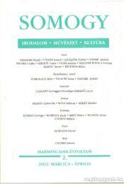 Somogy 2002. március 2. - Varga István - Régikönyvek