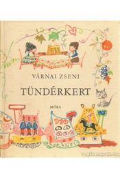 Tündérkert - Várnai Zseni - Régikönyvek