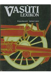 Vasúti lexikon - Régikönyvek