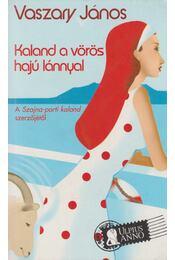 Kaland a vörös hajú lánnyal - Vaszary János - Régikönyvek