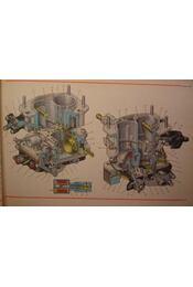 Vaz-2103, Vaz-2106, Vaz-21061 - Régikönyvek
