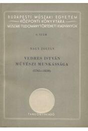 Vedres István művészi munkássága - Régikönyvek