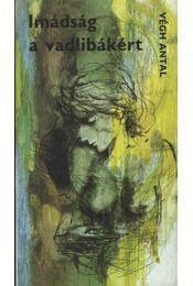 Imádság a vadlibákért - Végh Antal - Régikönyvek