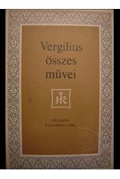 Vergilius összes művei - Régikönyvek