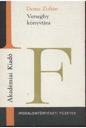 Verseghy könyvtára - Régikönyvek