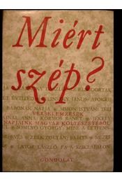 Verselemzések napjaink magyar költészetéből - Régikönyvek