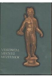 Veszprém megyei múzeumok - Régikönyvek