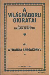 A világháború okiratai VIII. - Régikönyvek