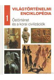Világtörténelmi enciklopédia 1. - Régikönyvek