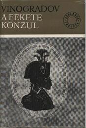 A fekete konzul - Vinogradov, Anatolij - Régikönyvek