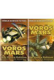 Vörös Mars I-II. kötet - Régikönyvek