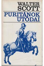 Puritánok utódai - Walter Scott - Régikönyvek