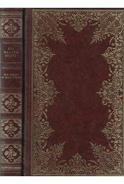 The Hearth of Midlothian I-II. - Walter Scott - Régikönyvek