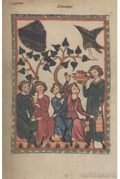 Walther von der Vogelweide versei