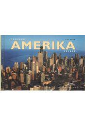 Magasan Amerika felett - Wark, Jim - Régikönyvek