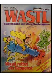 Wastl 3. - Régikönyvek