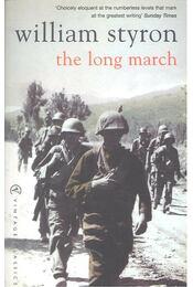 The Long March - William Styron - Régikönyvek