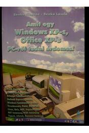 Amit egy Windows XP-s, Office XP-s PC-ről tudni érdemes! - Régikönyvek