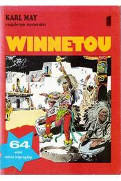 Winnetou 1 - Régikönyvek