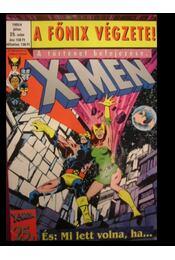 X-Men 1995/4. július 25. szám - Régikönyvek