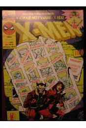 X-Men 1995/8 29. szám - Régikönyvek
