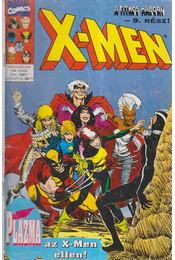 X-Men 1994/3 május 16. szám - Régikönyvek