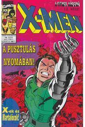X-Men 1994/5. augusztus 18. szám - Régikönyvek