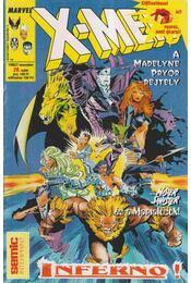 X-Men 1995/7. 28. szám - Régikönyvek