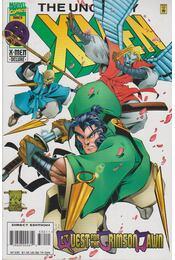 The Uncanny X-Men Vol. 1 No. 330 - Régikönyvek