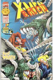 X-Men vs. The Brood Vol. 1. No. 2 - Régikönyvek