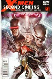 X-Men: Second Coming No. 1 - Craig Kyle, Christopher Yost, Finch, David - Régikönyvek