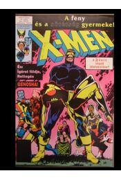 X-Men 1995/3. június 24. szám - Régikönyvek