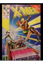 X-Men 1994/7. november 20. szám - Régikönyvek