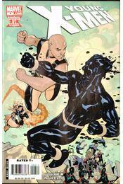 Young X-Men No. 4 - Régikönyvek