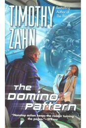 The Domino Pattern - Zahn, Timothy - Régikönyvek