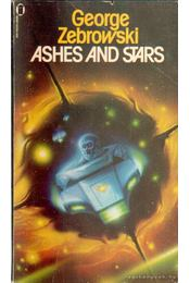 Ashes and Stars - Zebrowski, George - Régikönyvek
