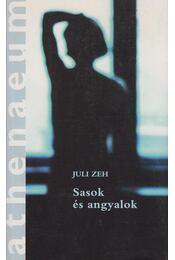 Sasok és angyalok - Zeh, Juli - Régikönyvek