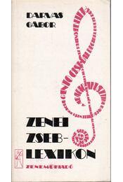 Zenei zseblexikon - Régikönyvek