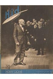 Híd III. évfolyam 22. szám 1942 június 15 - Zilahy Lajos - Régikönyvek
