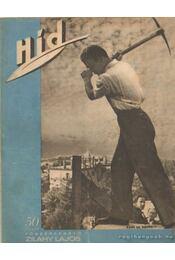 Híd III. évfolyam 30. szám 1942. október 15. - Zilahy Lajos - Régikönyvek