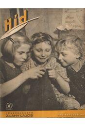 Híd III. évfolyam 5. szám 1942. február 3 - Zilahy Lajos - Régikönyvek