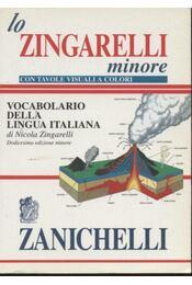 Vocabolario della lingua italiana - Régikönyvek