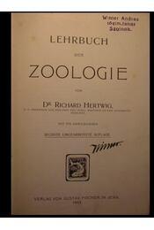 Lehrbuch der Zoologie - Régikönyvek
