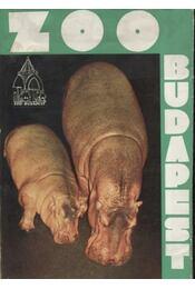 ZOO Budapest - Régikönyvek