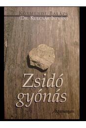 Zsidó gyónás - Régikönyvek